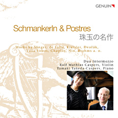 Schmankerln & Postres cover